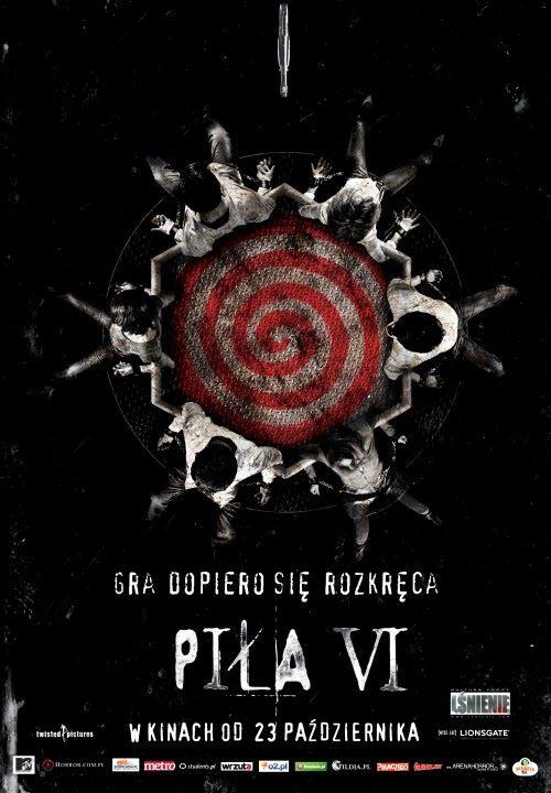 Piła VI / Saw VI (2009) DVDRip *LEKTOR PL* [2 SERWERY]