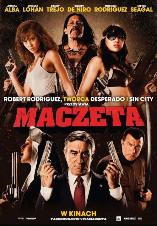 ]Machete MKV napisy pl (2010)