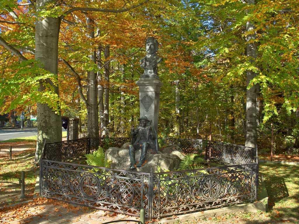 Pomnik Tytusa Chałubińskiego - Zakopane, Tatry i Podhale