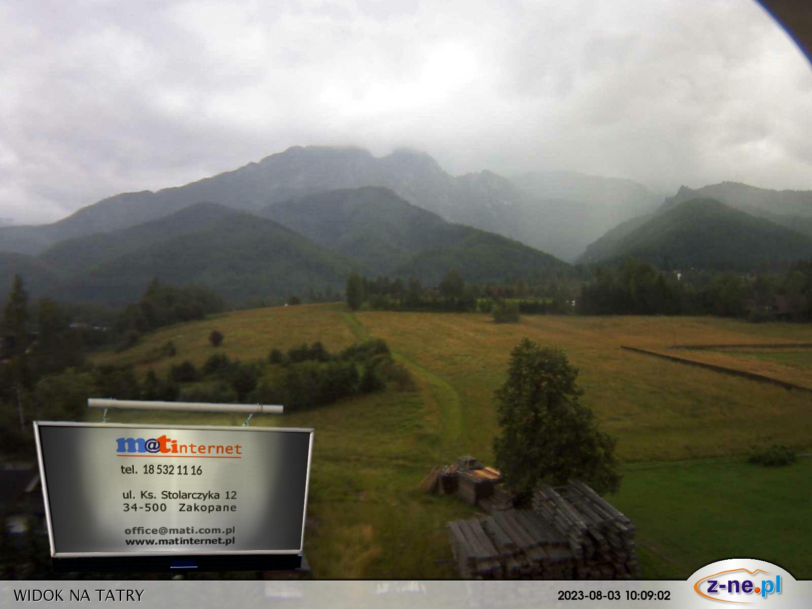Webcam Skigebied Zakopane Giewont - Hoge Tatra