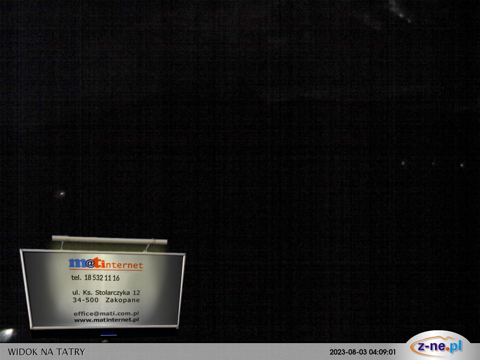 Webcam Skigebiet Zakopane Hohe Tatra
